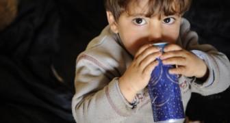 Wenn Sie sich um Ihre Kinder kümmern, sollten Sie ihnen keine kohlensäurehaltigen Getränke geben