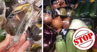 Stop agli imballaggi in plastica per una settimana: l'iniziativa di Zero Waste raccoglie migliaia di adesioni