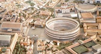Un archeologo impiega 36 anni per creare la più dettagliata ricostruzione di Roma antica: ecco lo straordinario risultato