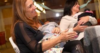 Procura-se pessoas para dar carinho para bebês abandonados: a iniciativa desta associação nos lembra a importância do amor
