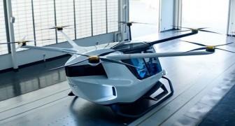 Presentato il primo veicolo volante alimentato ad idrogeno: ecco tutte le sue caratteristiche