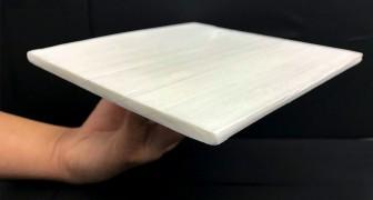 Entwicklung einer ökologischen Holzplatte, die in der Lage ist, das Wohnumfeld kostenlos zu erfrischen