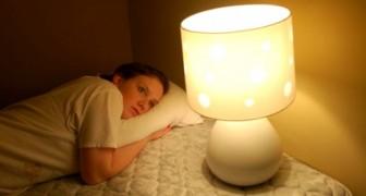 Chronische Schlaflosigkeit: Es dauert 5 Tage, um dauerhafte Spuren in unserem Gehirn zu hinterlassen, erkennt eine Studie