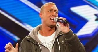 El miedo le ha llevado 5 años en encontrar el coraje de presentarse a X Factor UK mira esto...