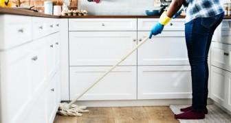 Hemligheten till lycka är när någon städar ditt hem