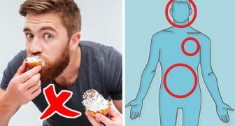 Wat gebeurt er met ons lichaam als we stoppen met het nemen van suikers?