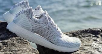 Adidas produira 11 millions de chaussures en plastique recyclé pour lutter contre la pollution des océans