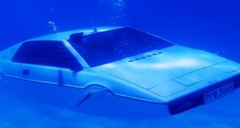 Tesla sta lavorando ad un'automobile elettrica e sottomarina. Ecco le foto