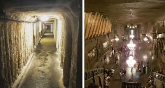 Questa antica miniera di sale nasconde una cattedrale sotterranea di bellezza incomparabile