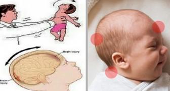 Voilà pourquoi il ne faut jamais jouer avec un bébé en le jetant dans les airs