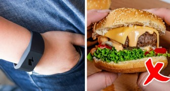 È arrivato il primo braccialetto che ti dà una scossa se mangi cibo spazzatura