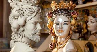 Non sono solo splendide decorazioni in ceramica: le Teste di Moro siciliane nascondo un segreto oscuro