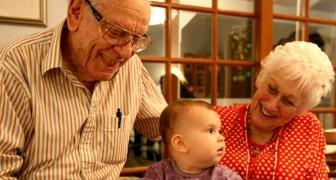 Lieve grootouders, als je voor je kleinkinderen zorgt, zul je langer leven!