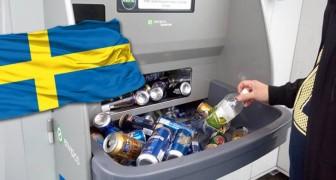 Zweden recycled zo goed dat er geen afval meer is: nu moet het uit het buitenland worden ingevoerd