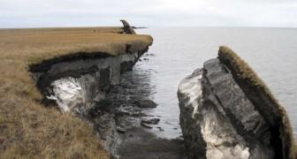 Studien bestätigen es: Der arktische Permafrost schmilzt 70 Jahre zu früh