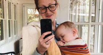 S'il vous plaît, déconnectez-vous de temps en temps de votre téléphone : vous nuisez à votre enfant