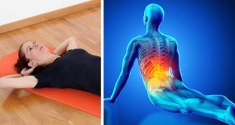 7 exercices à la portée de tous pour tonifier les abdos et dire adieu aux douleurs dorsales