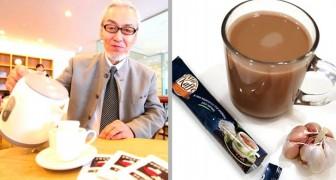 Un inventore giapponese ha creato il caffè fatto con l'aglio: ecco in cosa consiste