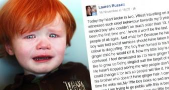 Im Bus wird ein 3-jähriger Junge ekelhaft rot genannt: die Mutter antwortet und erinnert an die Wichtigkeit der Inklusion