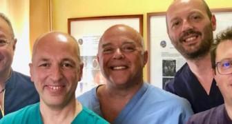 Une équipe italienne sauve une fillette de 8 ans d'une grave tumeur au cerveau : l'opération est la première du genre