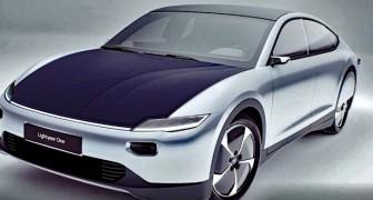 La voiture électrique et solaire arrive : avec plus de 700 km, son autonomie est record
