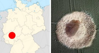 Un obus de la Seconde Guerre mondiale a explosé soudainement au milieu d'un champ en Allemagne