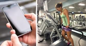 Arriva l'applicazione del telefono che ti insulta quando non vai in palestra