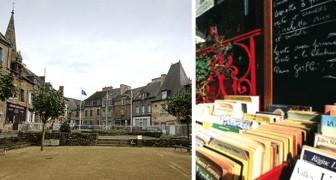 Ce village médiéval compte 700 habitants et 15 librairies : c'est le paradis pour tous les lecteurs !