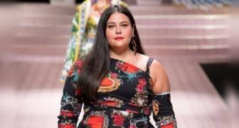 Geen broodmagere modellen meer: Dolce & Gabbana is het eerste luxueuze merk dat maten introduceert voor alle lichaamstypen