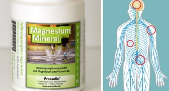 Magnesium ist ein lebenswichtiger Mineralstoff für unsere Gesundheit: deshalb ist es wichtig, es zu nehmen