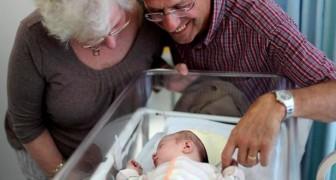 Suède : instauration d'un salaire pour les grands-parents qui s'occupent de leurs petits-enfants