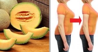 Il melone non è solo gustoso: quando scoprirai tutti i suoi benefici non vorrai più farne a meno