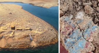 Eine Dürreperiode bringt einen mysteriösen Palast von vor 3.400 Jahren ans Licht