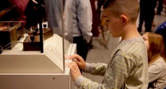 Portate i vostri figli a visitare i musei: risveglierete in loro la gioia della scoperta