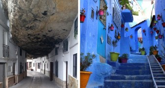 7 villes parmi les plus rares et les plus curieuses du monde