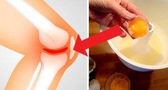 Here is how to use one egg and a tablespoon of salt to relieve joint pain!