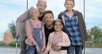 Lionel Messi helped build Europe's largest pediatric oncology center; a humanitarian gesture to support those most in need
