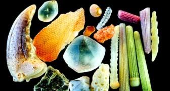 Der Wissenschaftler vergrößert die Sandkörner um das bis zu 300-fache: Die Bilder sind ein Spektakel