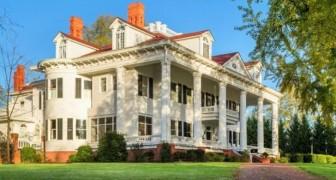 La majestueuse villa de Autant en emporte le vent a été vendue aux enchères : les photos de ses intérieurs laissent rêveurs
