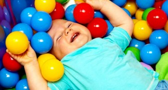 Pas op voor het ballenbad: een onderzoek waarschuwt ouders voor onzichtbare risico's