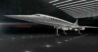 Voici Overture, l'avion supersonique qui pourrait relier Londres à New York en moins de 4 heures