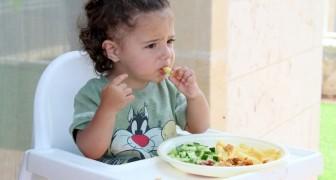 Se i vostri bimbi detestano mangiare cibi nuovi, potrebbe trattarsi di neofobia