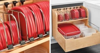 Amazon a enfin mis en vente un tiroir spécial pour organiser les Tupperware à la perfection