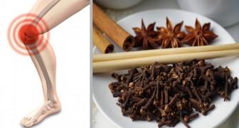Le spezie sono un potente rimedio naturale contro i dolori articolari: ecco quali usare contro il dolore al ginocchio