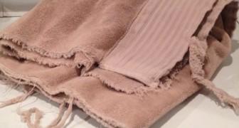 12 cose che si possono realizzare con i vecchi asciugamani, invece di gettarli via