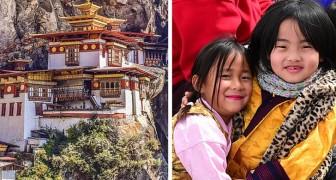 Buthan is geen rijk land, maar het wordt beschouwd als een van de gelukkigste ter wereld: dit zijn de redenen