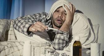 Segundo esta pesquisa, os homens não exageram quando estão gripados: sofrem REALMENTE mais!