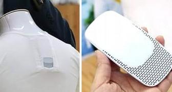 Caldo o freddo non vi danno pace? Sony ha realizzato il primo condizionatore che... si indossa