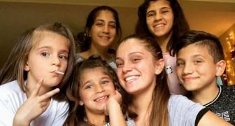 Esta joven ha criado sola a sus 5 hermanos luego de que ambos padres murieran de cáncer