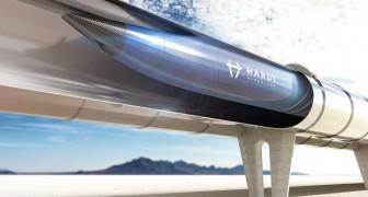 In Nederland wordt de eerste Hyperloop in Europa gebouwd en zal deze 450 kilometer binnen 30 minuten afleggen